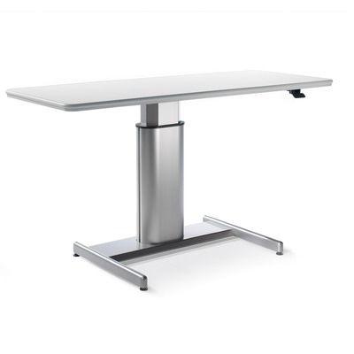office tour 7 height adjustable standing desks that won t murder you diy standing desk. Black Bedroom Furniture Sets. Home Design Ideas