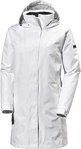 Photo of Enjoy exclusive for Helly Hansen Women's Aden Waterproof Breathable Hooded Long Rain Jacket online – Trendyclothingonline