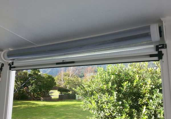 Zip Track Outdoor Blinds Patio Curtains With Blinds