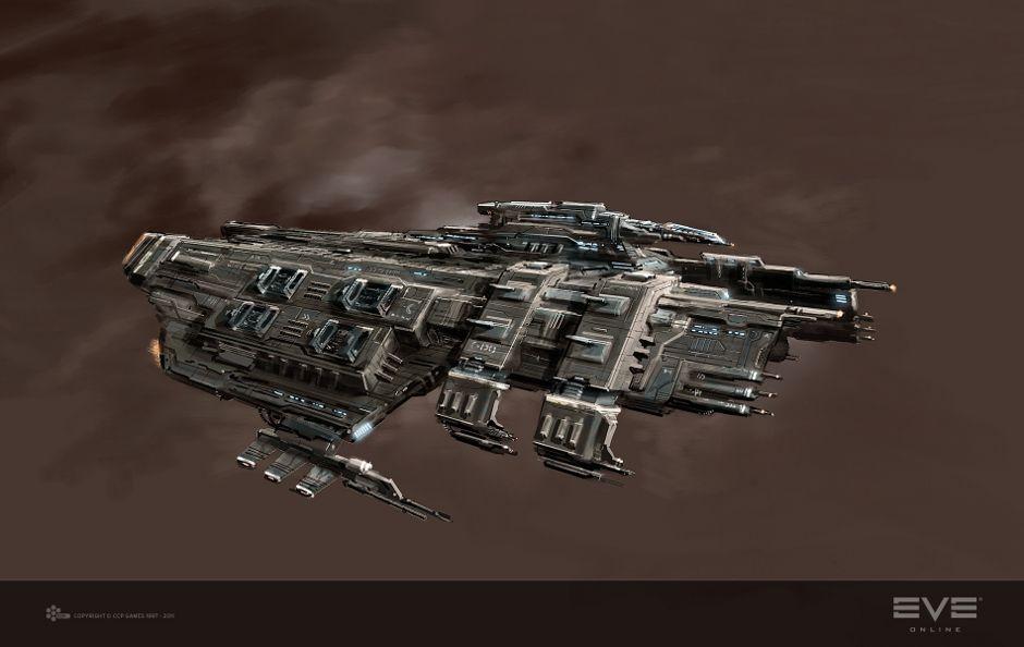 Connu Drake battlecruiser - Caldari   EVE Online   Pinterest   Concept  IY18