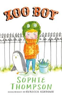 Zoom: Zoo Boy by Sophie Thompson