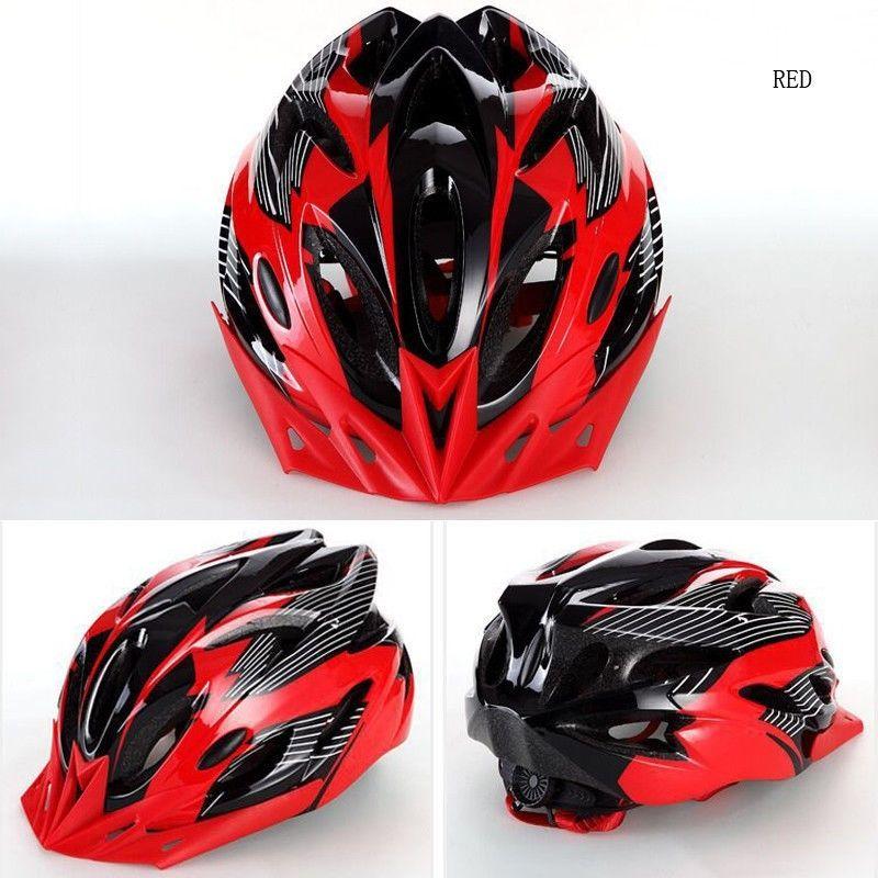 Hot Bicycle Helmets Cycling Road Bike Mountain Mtb Safety Helmet Adults Adjustable Walmart Com In 2020 Safety Helmet Bicycle Bike