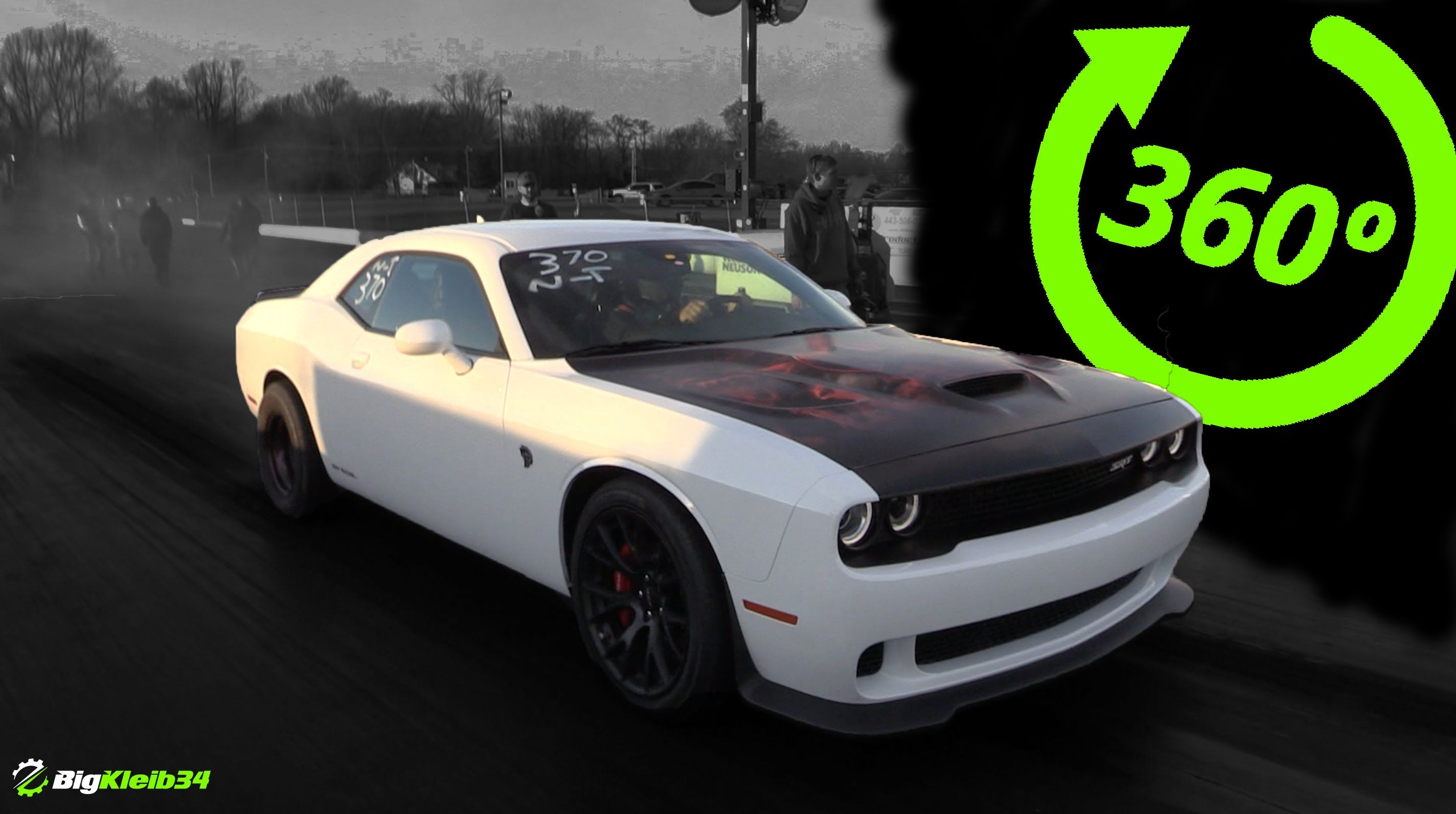 Ride along with the fastest American made production car- The Dodge ...