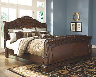 Bedroom Ideas Sleigh Bed north shore king sleigh bed | king beds | pinterest | beds