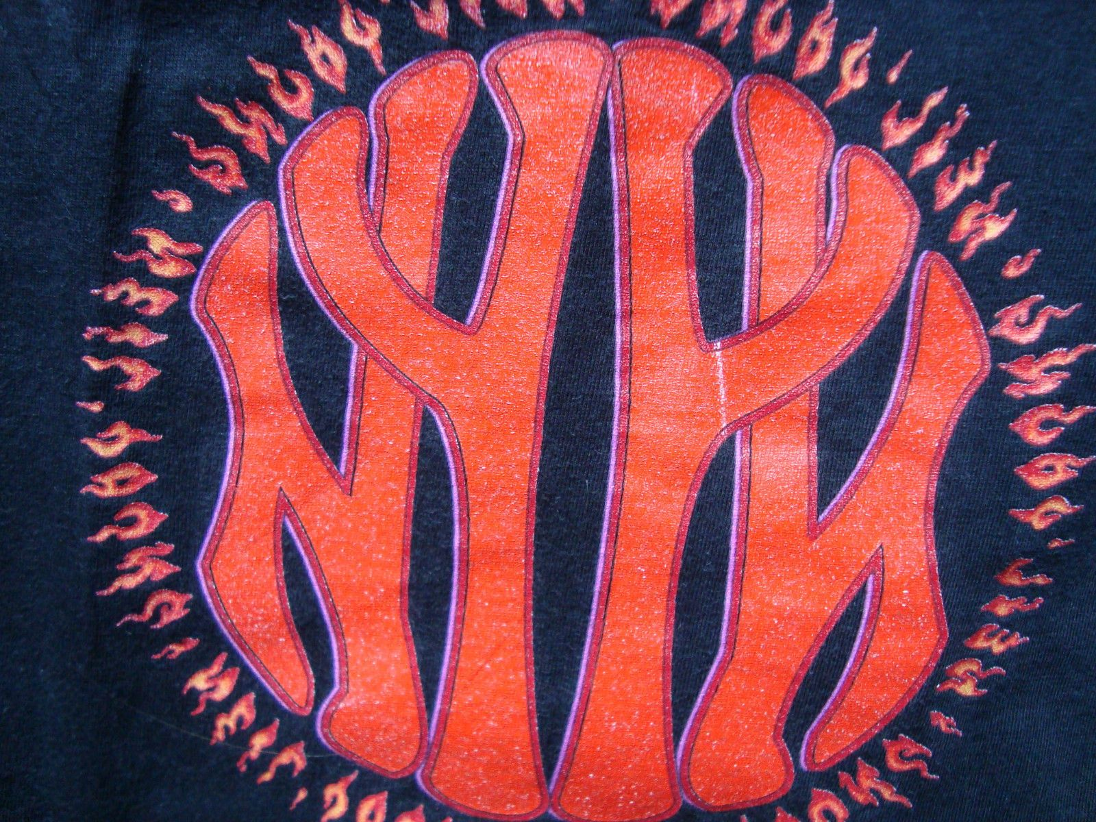 Neil Young Mirror Ball Tour 1995 T Shirt Large 90 S Neil Young
