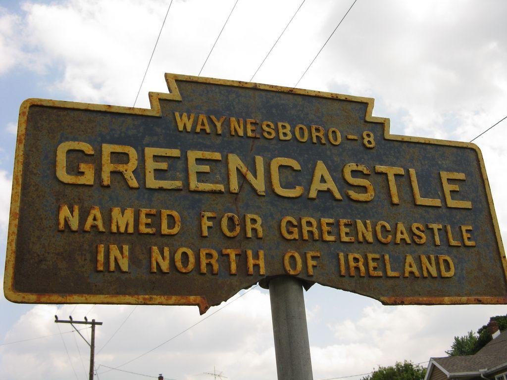 Greencastle Pa Greencastle Pennsylvania History Franklin County