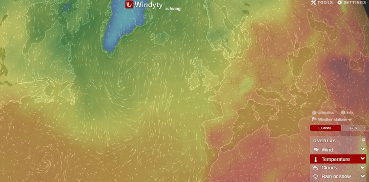 HD Decor Images » Windyty  Windy com   Stunning Interactive World Wind   Weather Map     Interactive world temperature weather map