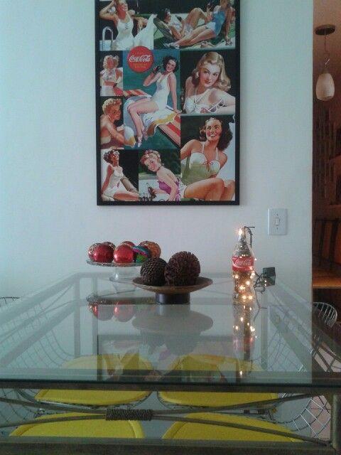 Decoração do meu apartamento