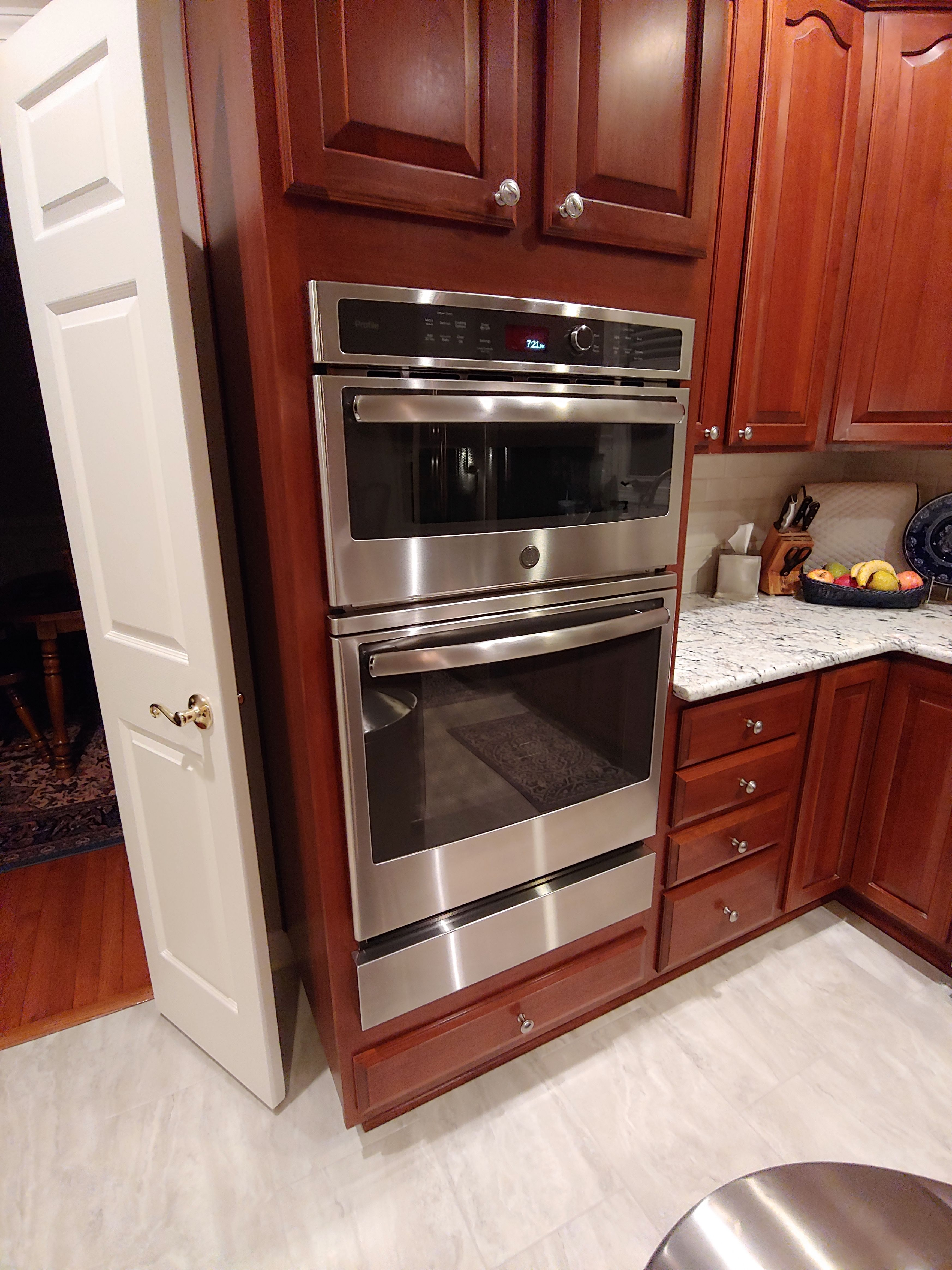 Wall Oven Filler Strip Wall Oven Kitchen Appliances Oven Design Your Kitchen