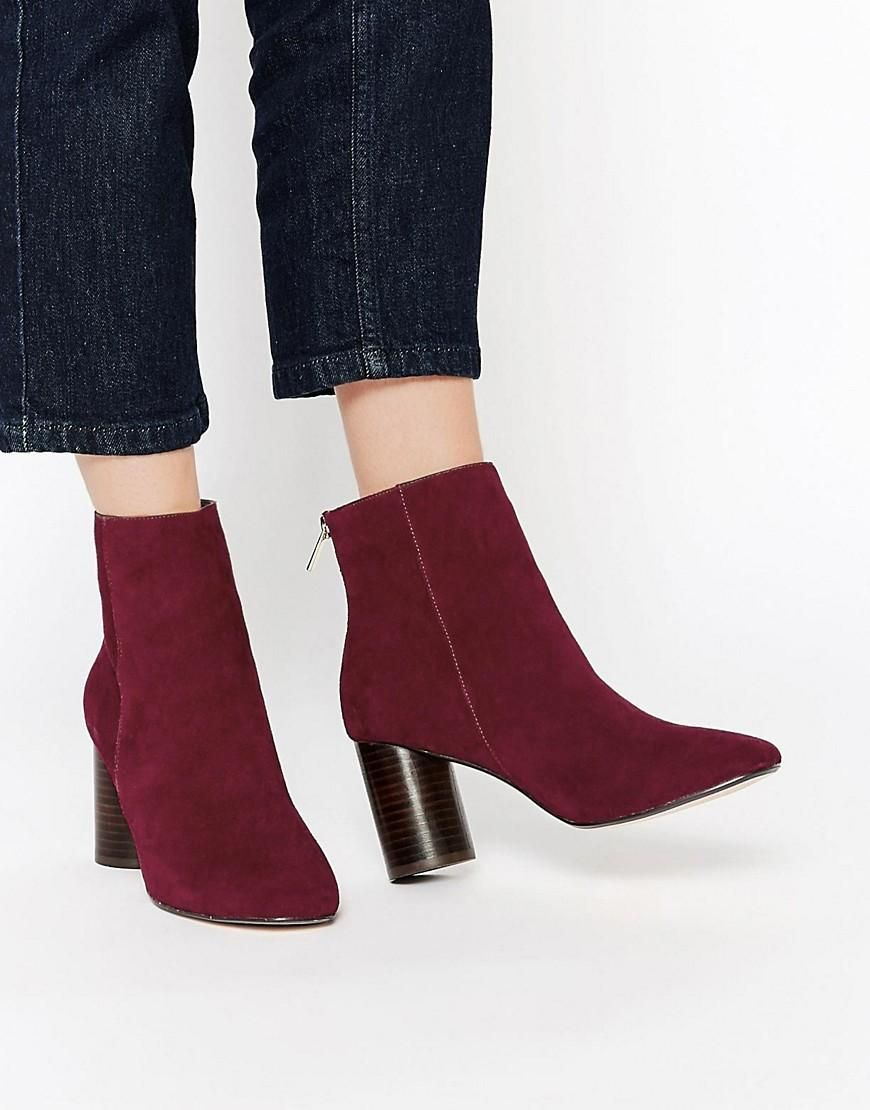 Buy Women Shoes / Asos Reese Suede Ankle Boots
