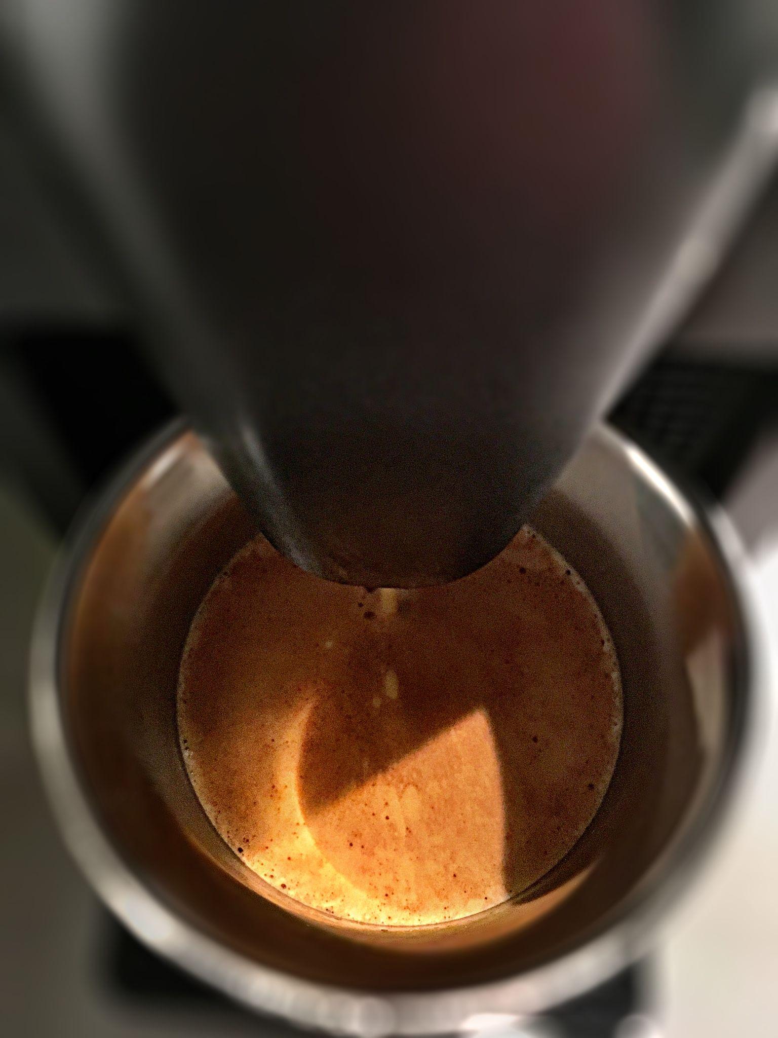 Guten Morgen…den Sonntag starten wir gemütlich mit einem #FortissioLungo #Kaffee von @Nespresso #whatelse