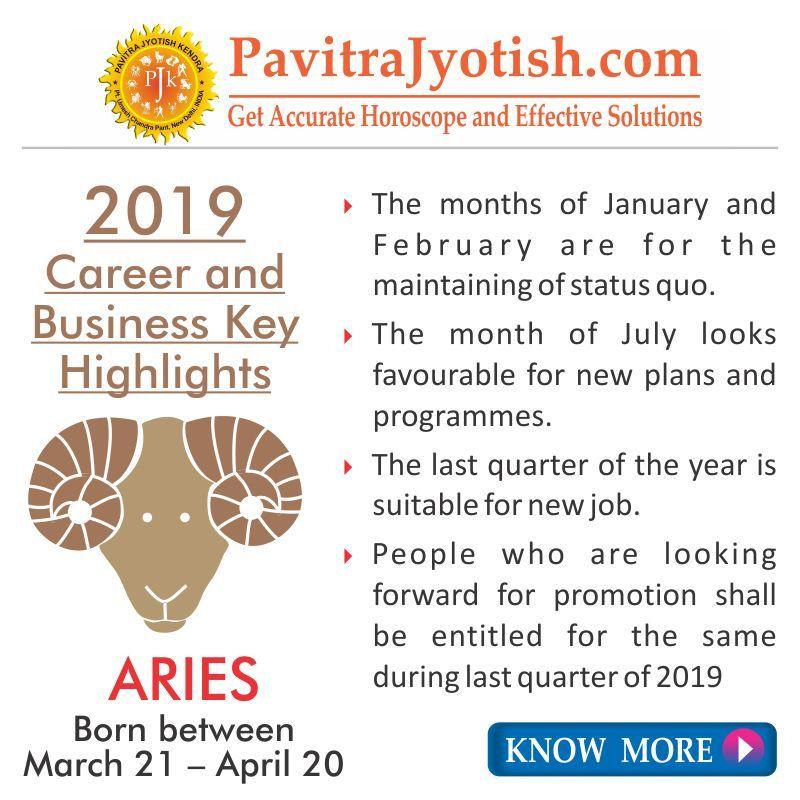 january aries career horoscope