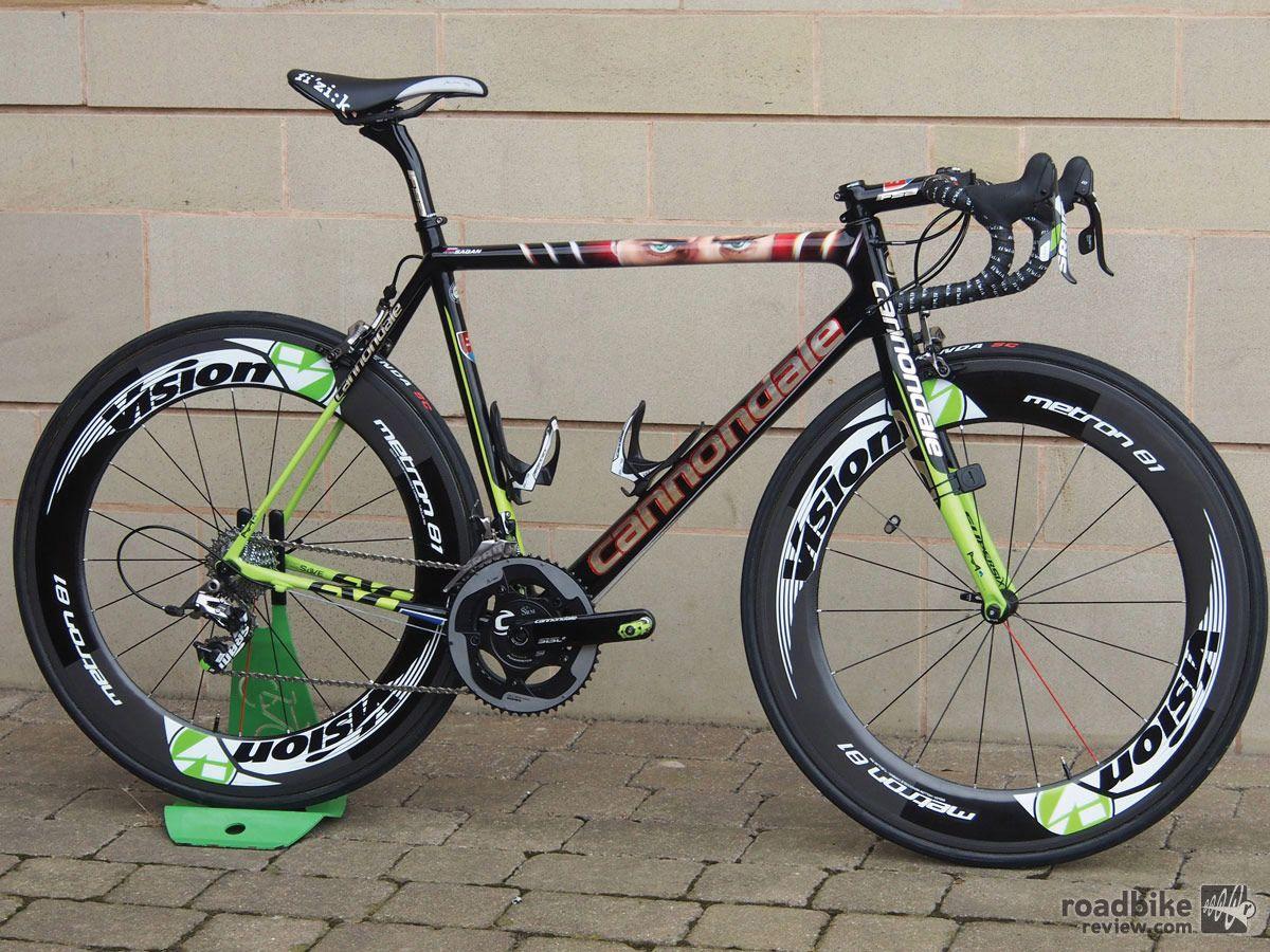 Sagan Bike