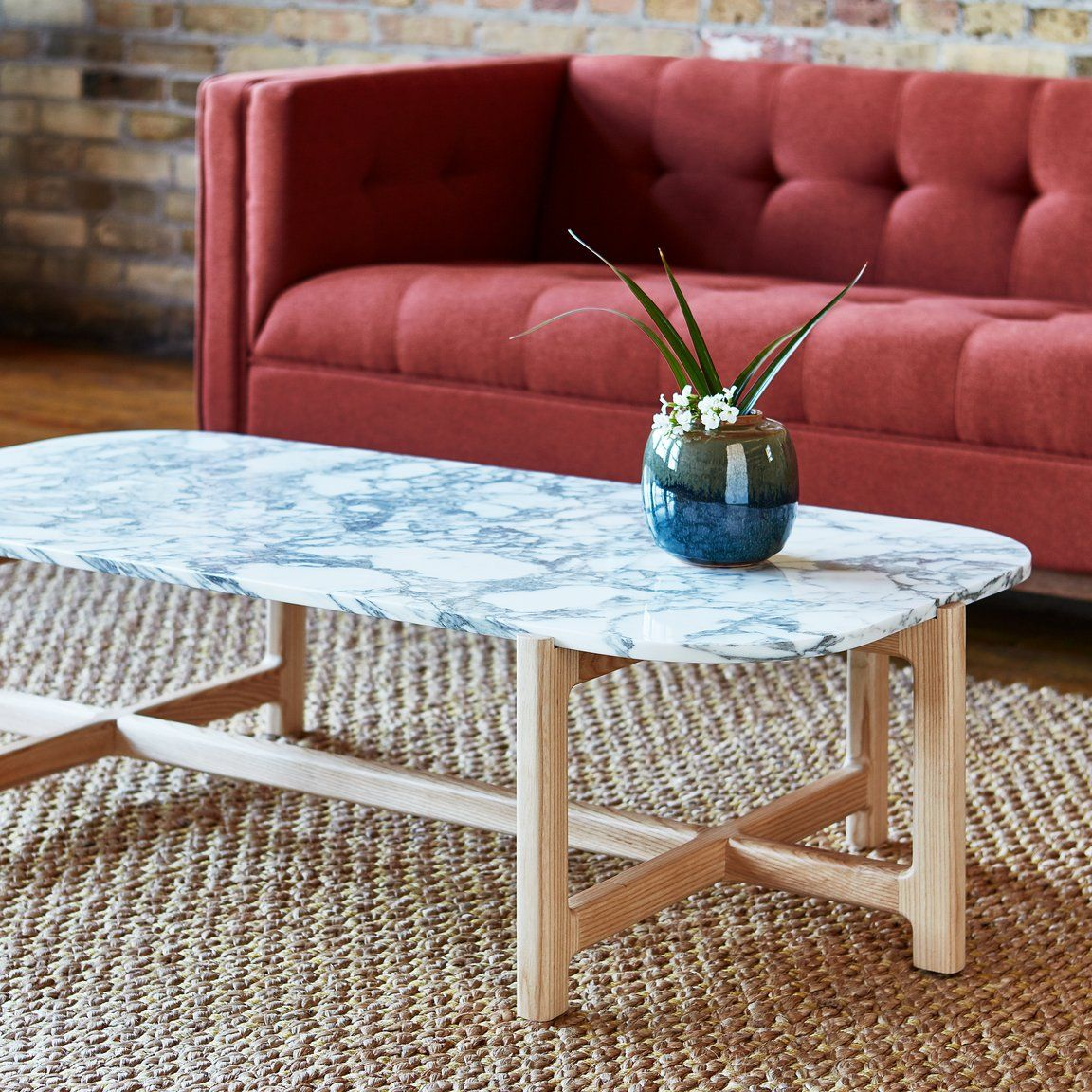 Quarry Coffee Table Rectangle in 2020 Coffee table