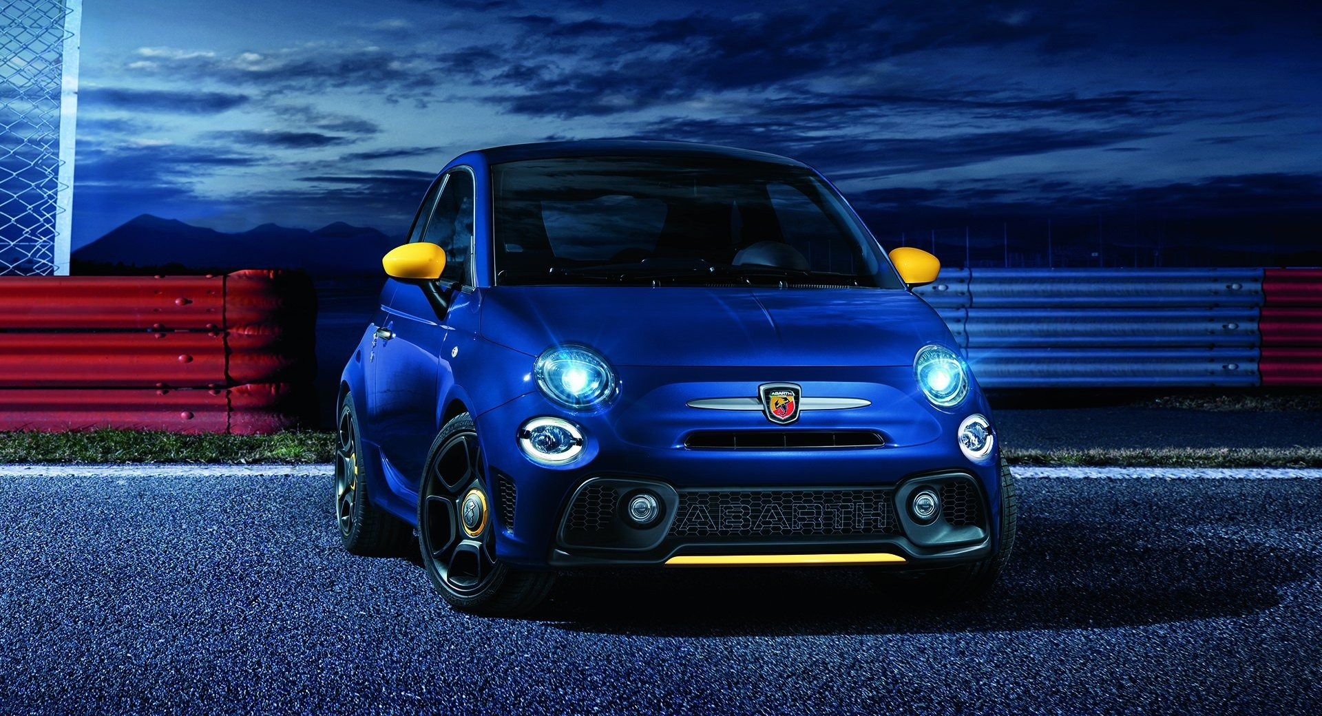 Abarth Gets Updated 595 Range And Special 695 Variant Italia