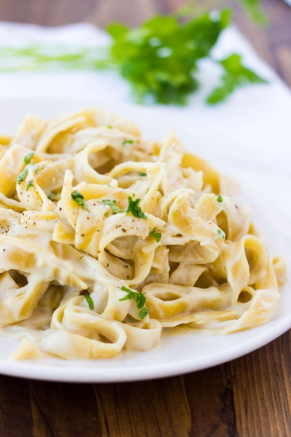 Light Alfredo Sauce Recipe Healthy