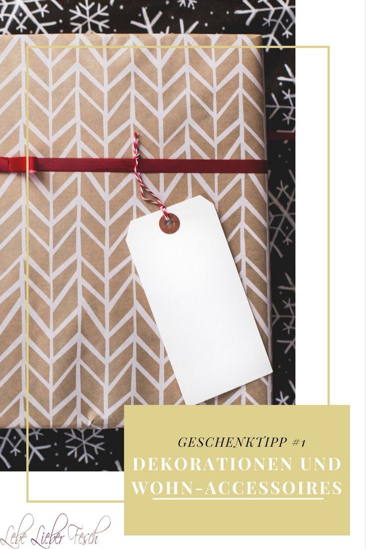 Geschenktipp #1: Dekorationen und Wohn-Accessoires | Geschenktipps ...