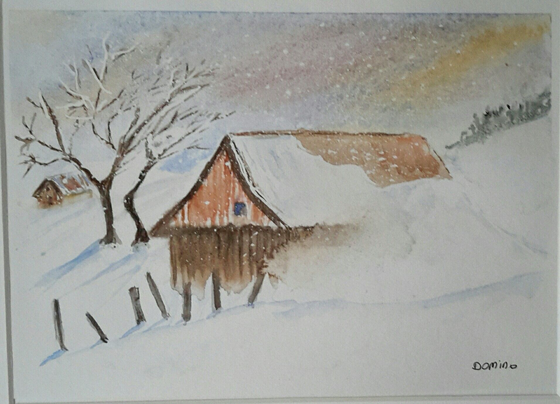 Epingle Par Dominique Poisson Sur Chalets Enneiges Neige Chalet
