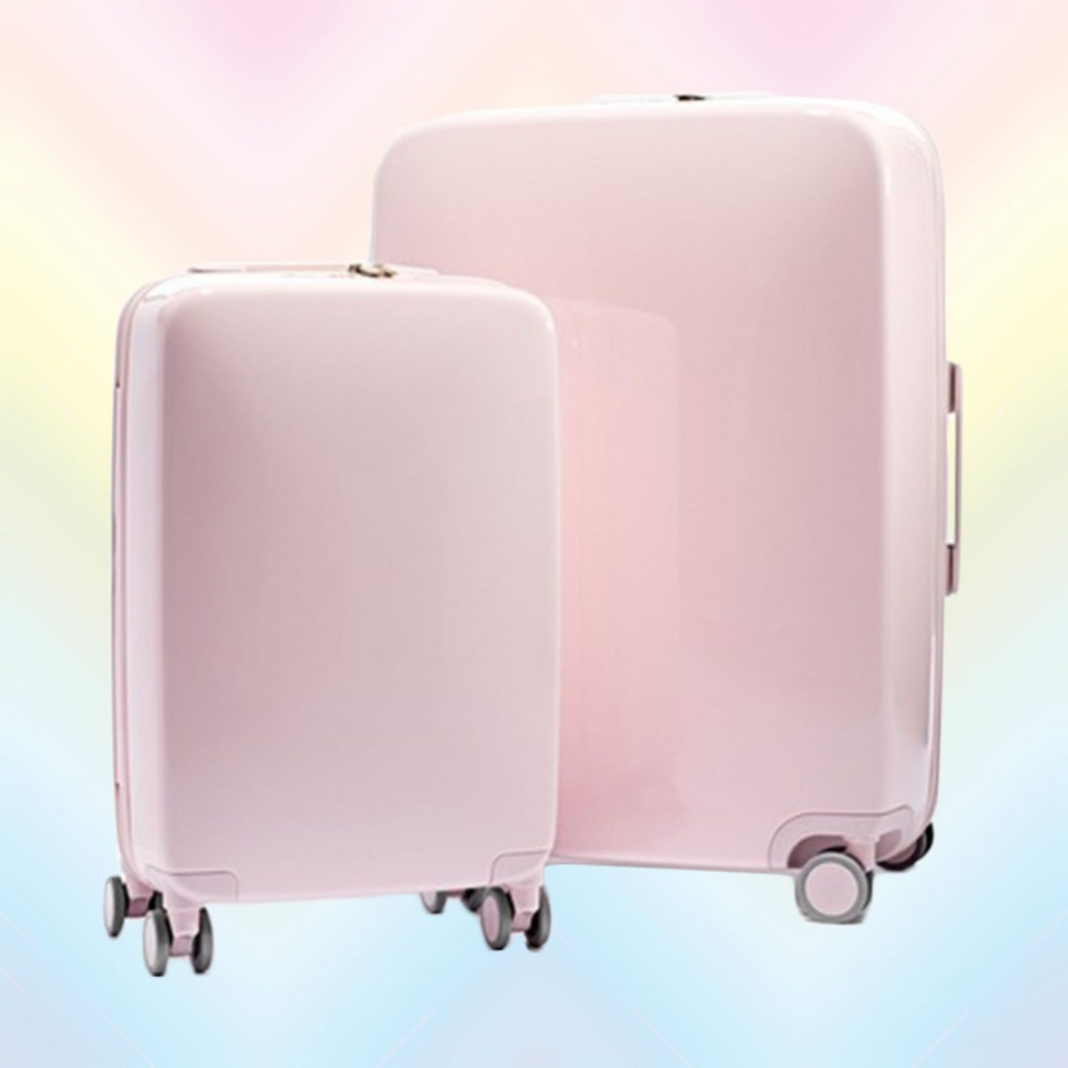 Hey, Savvy Travelers: Introducing the Suitcase That's Almost as ...