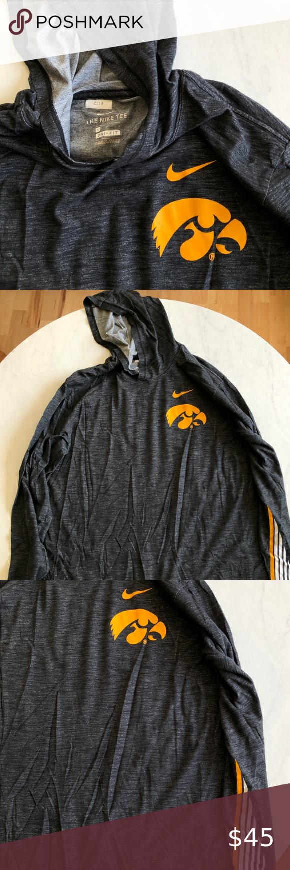 Iowa Hawkeyes Light Weight Drifit Sweatshirt Shirt Clothes Design Sweatshirts Hoodie [ 1740 x 580 Pixel ]
