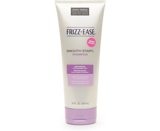 4 john frieda frizz ease smooth start repairing shampoo. Black Bedroom Furniture Sets. Home Design Ideas