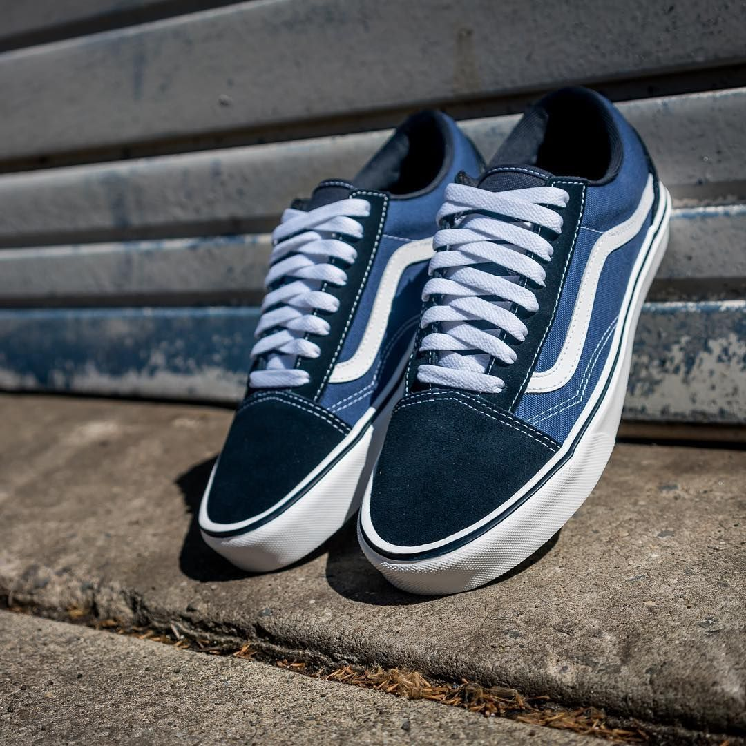 """251fd6f02854a0 """" NewArrival   vans Old Skool Lite + White Navy ( 65) Available online now  at PackerShoes.com"""""""