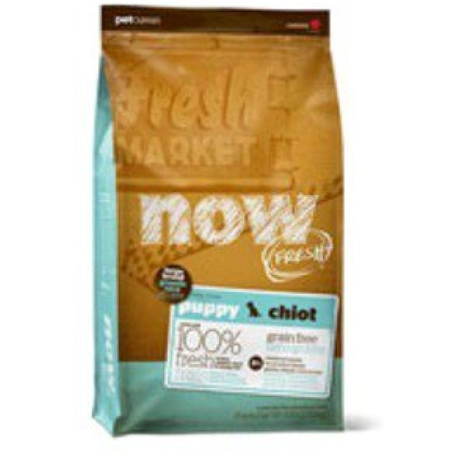 Petcurean Now! Fresh Grain Free Large Breed Puppy Formula