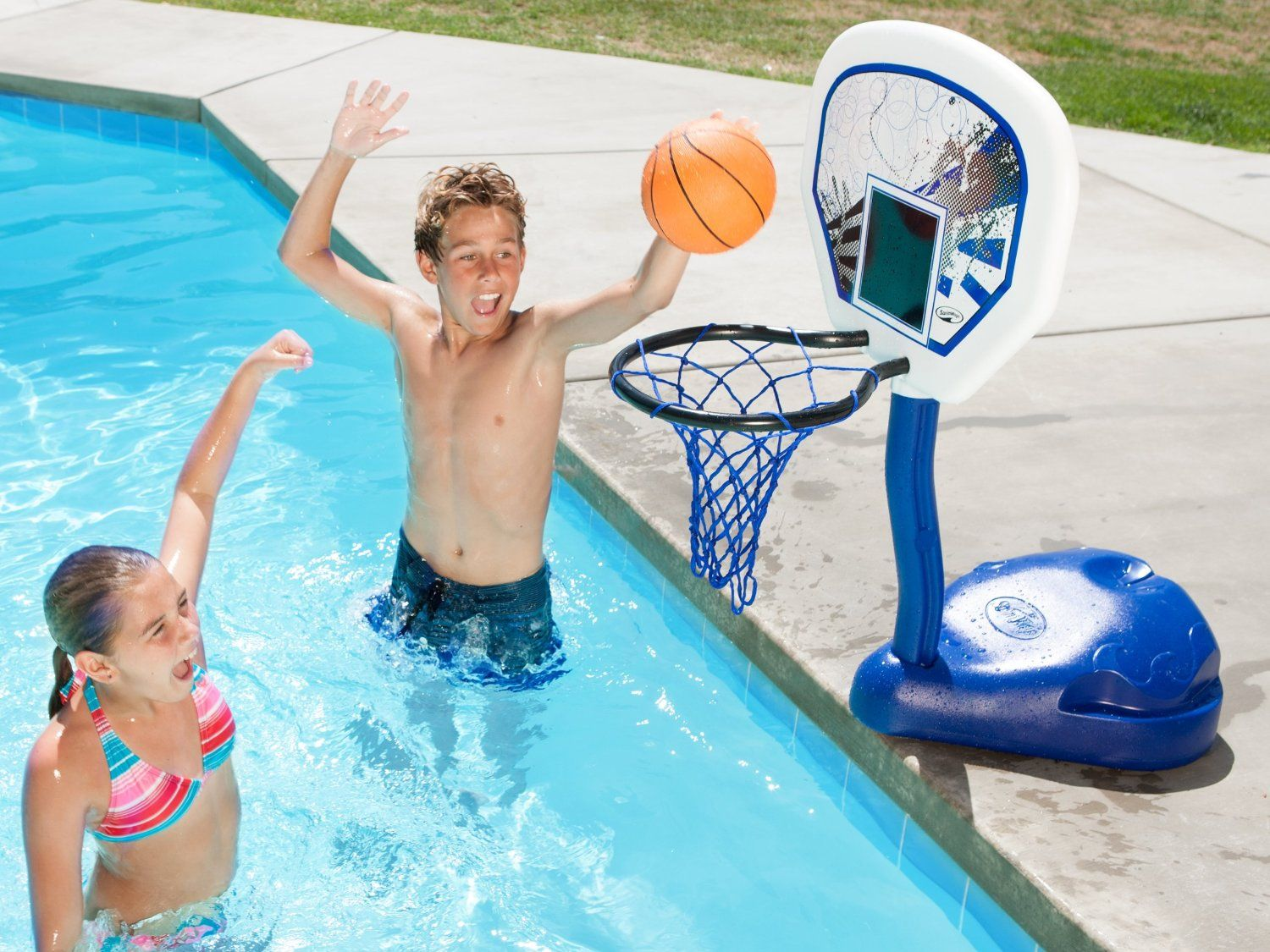 Robot Check Swimming Pool Games Pool Basketball Pool Games