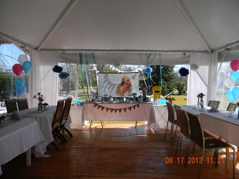 Andrea S's Birthday / Mamma Mia Movie - Photo Gallery at Catch My Party #mommamia