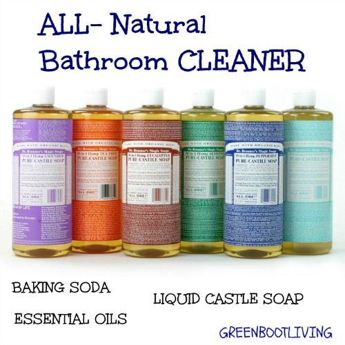 All Natural Bathroom Cleaner Non Toxic Ingredient Safe And - All natural bathroom cleaner