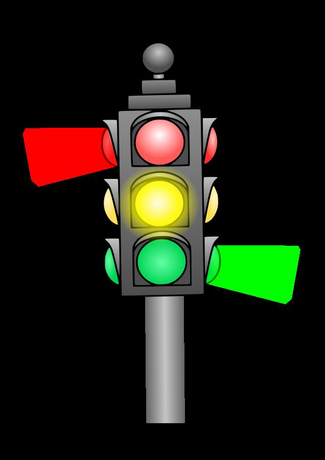 Traffic Clipart Png File Tag Stop Light Traffic Light Clip Art