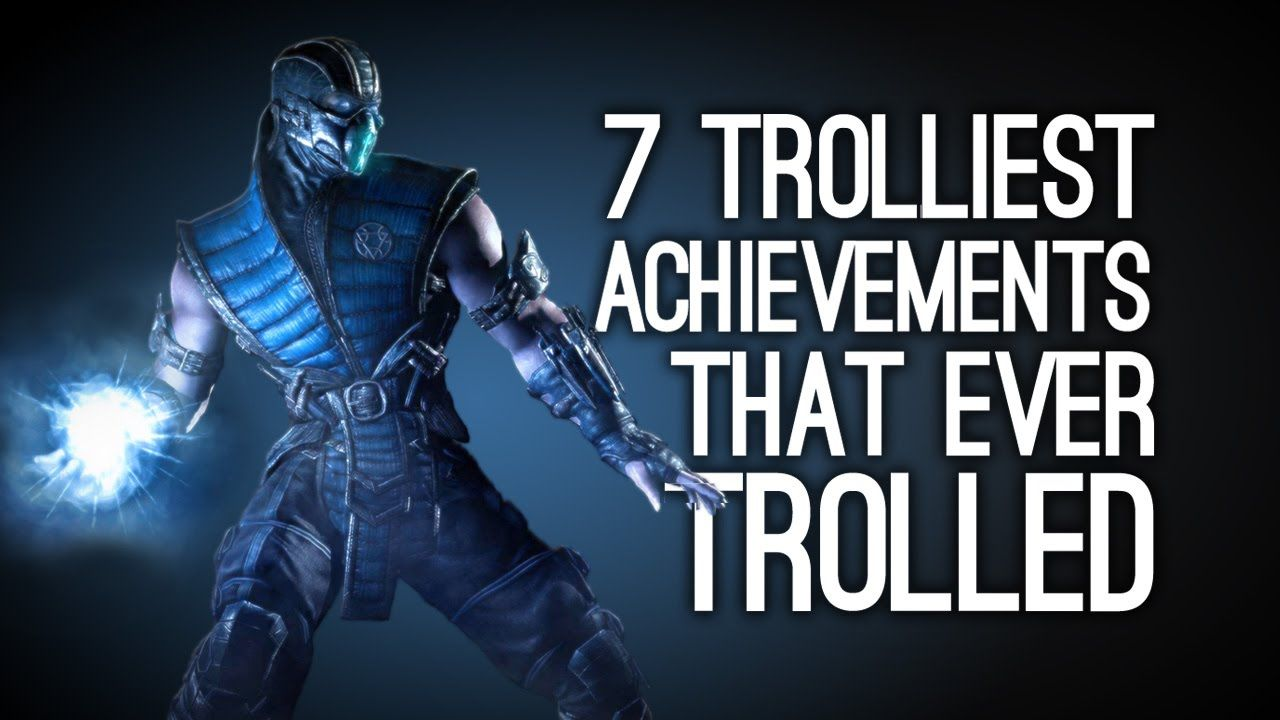 7 Trolliest Xbox Achievements That Ever Trolled #gaming #videogames #xbox #troll #geek #achievements