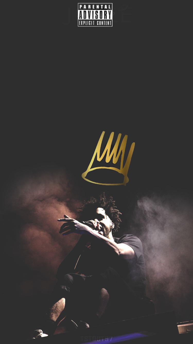 J Cole Background Google Search J Cole Art Rap Wallpaper Hip Hop Art