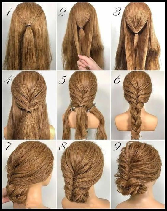 Hair Styling Curly Hair Style Long Hair Style Short Hair Style Temperament Hairstyle Tersonalized Hai Night Hairstyles Braided Hairstyles Long Hair Styles