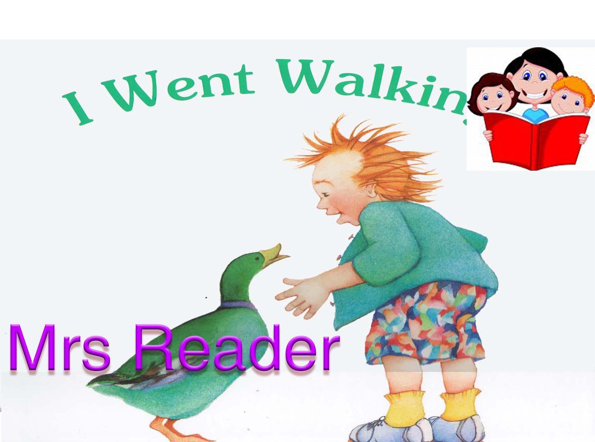 Mrs Reader