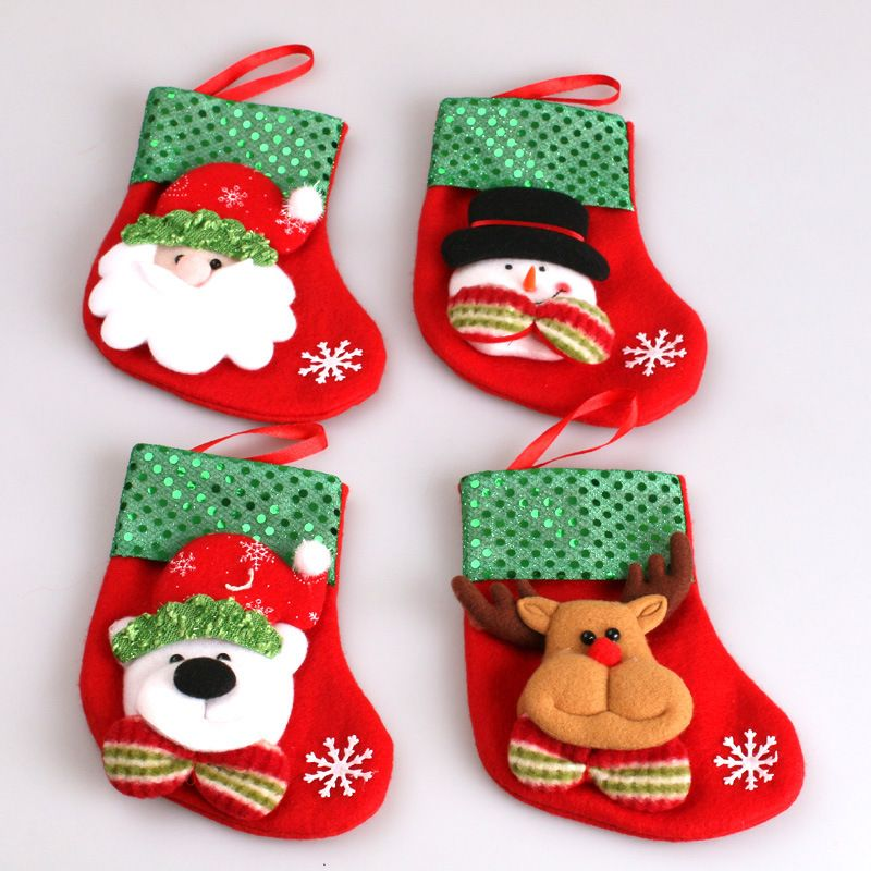 Pin By 365 On Lazada Products Christmas Socks Gift Christmas Ornaments Christmas Stockings Personalized