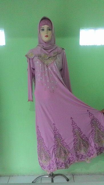 Model Baju Muslim Pesta Terbaru Busana Muslim Wanita Terbaru