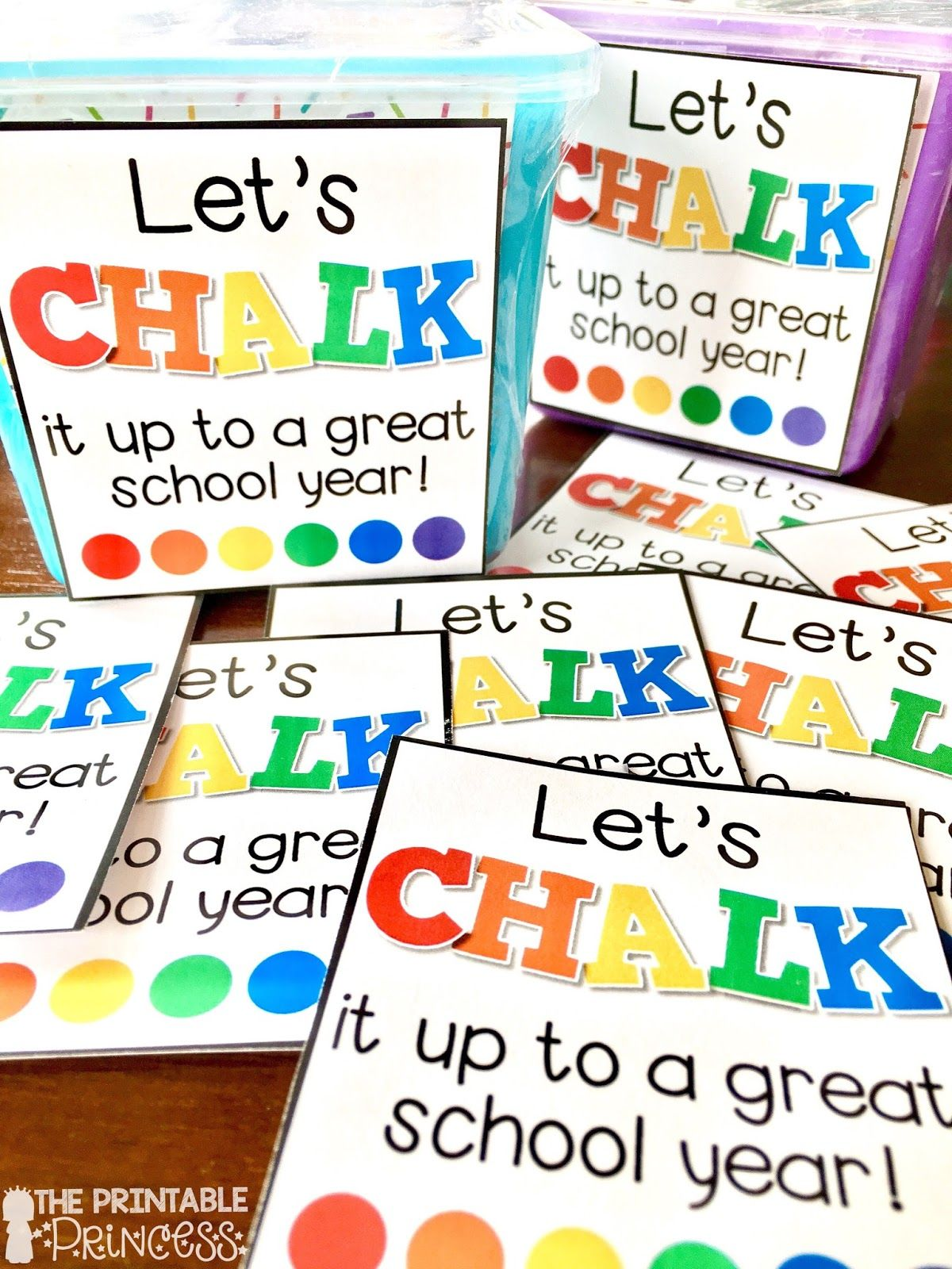 Easy end of the year gifts for students negle Images