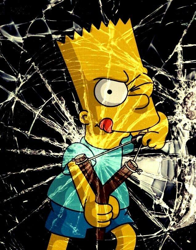 3552357cad9cb El Barto | The Simpsons em 2019 | Papel de parede para telefone ...