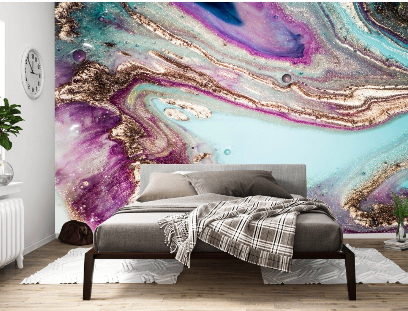 Pink Marble Wallpaper Abstract Blue Wallpaper Peel And Stick Etsy In 2020 Pink Marble Wallpaper Marble Wallpaper Blue Wallpapers
