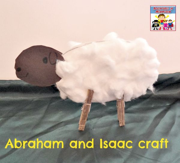 Abraham, Sarah and Isaac (Children's Bible Lesson About ...