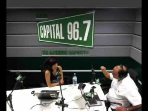 Entrevista sobre el #Cáncer de Piel en Radio Capital. Marisol Tobalina entrevista al Doctor Milko Garcés PARTE 4