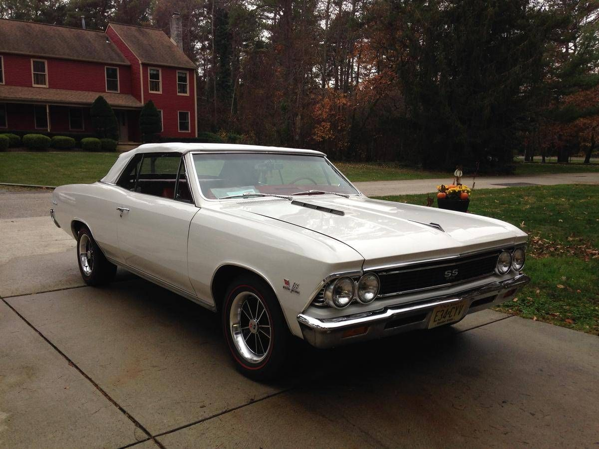 1966 Chevrolet Chevelle Convertible Ss 396 Old Rides 6 Pinterest For Sale