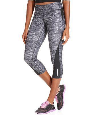 Nike Racer Printed Dri-FIT Capri Leggings - Nike - Women ...