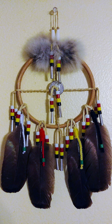 Native American Inspire Medicine Wheel Sacred Hoop