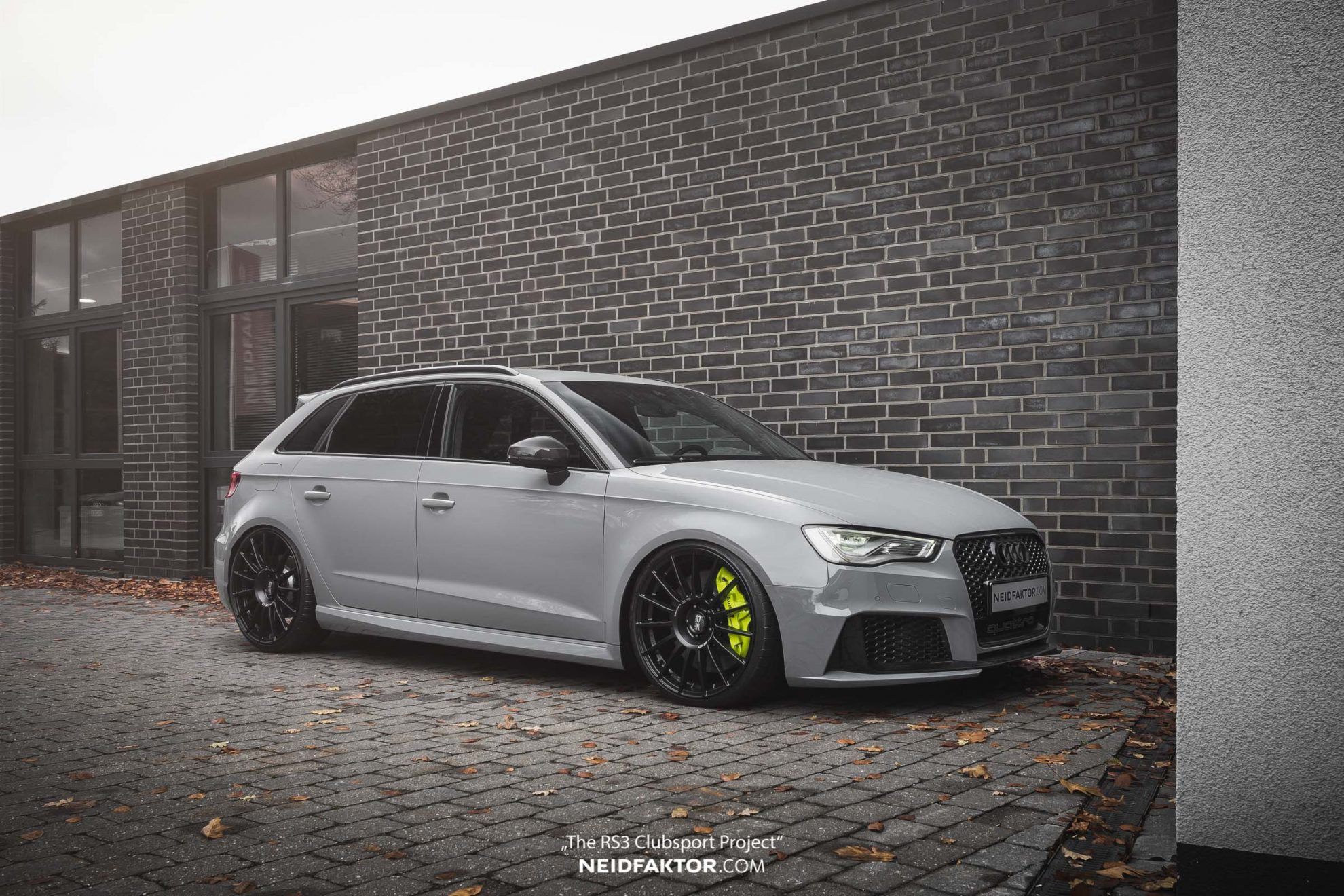 audi rs3 sportback the rs3 clubsport project. Black Bedroom Furniture Sets. Home Design Ideas