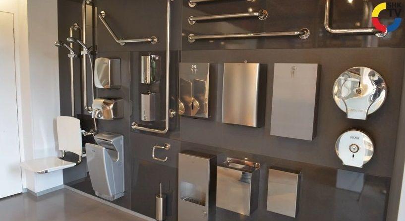 Accesorios de ba o barras dispensadores de jab n for Accesorios bano papel higienico