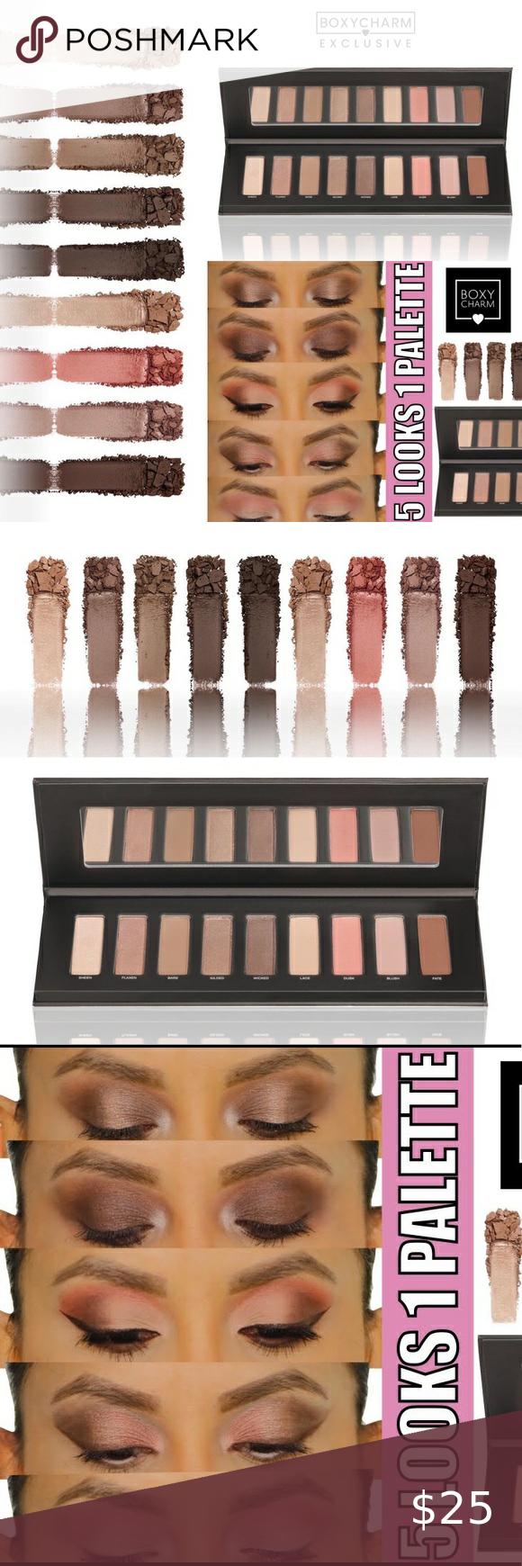 Studio Makeup Ease To Wear Eyeshadow Palette in 2020