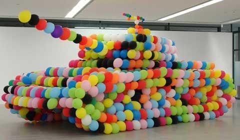 tanque de globos definitivamente va a ser la mejor arma en la 3ra