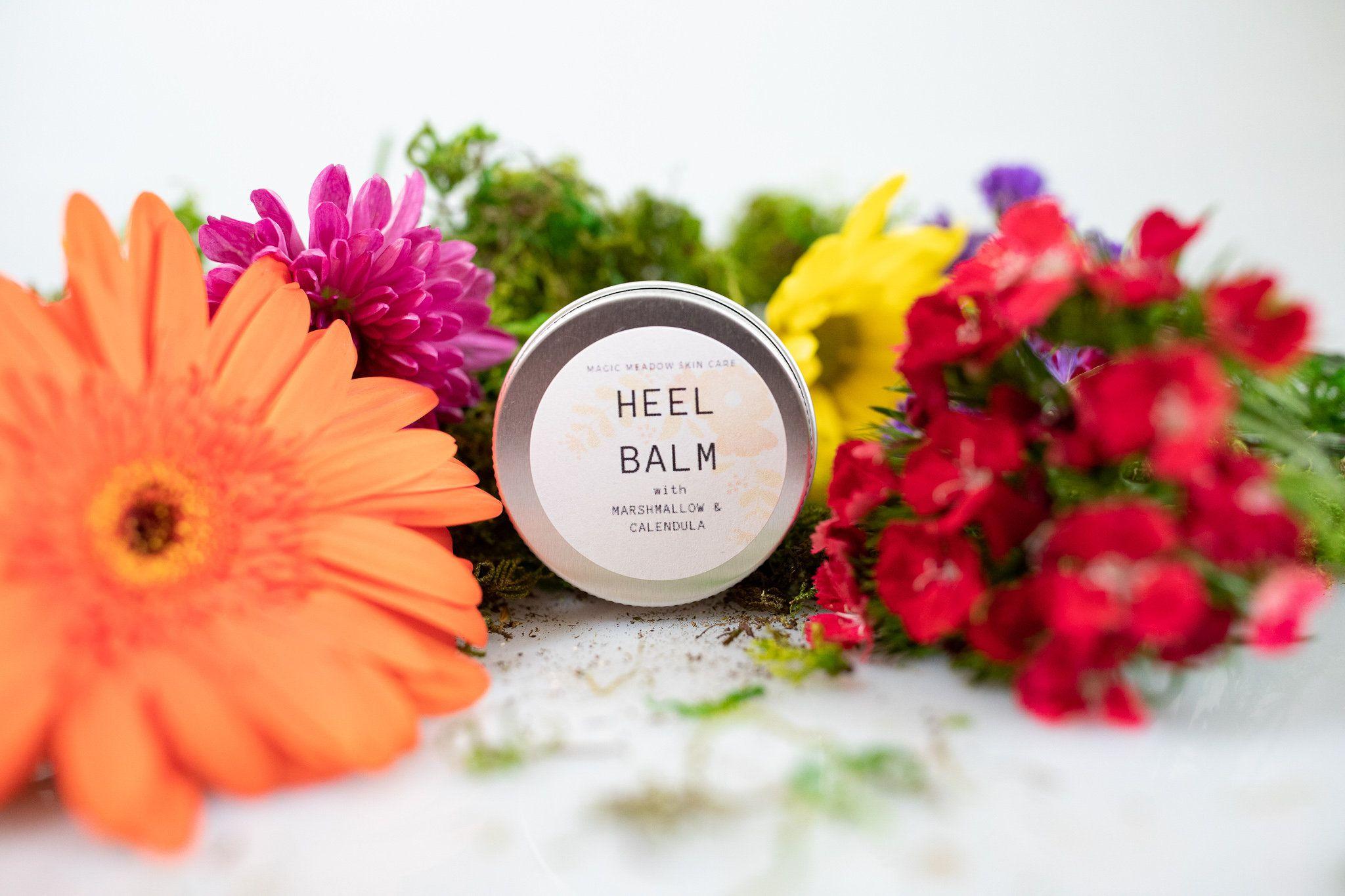 Heel Balm Ultra Moisturizing Balm Dry Cracked Skin Relief